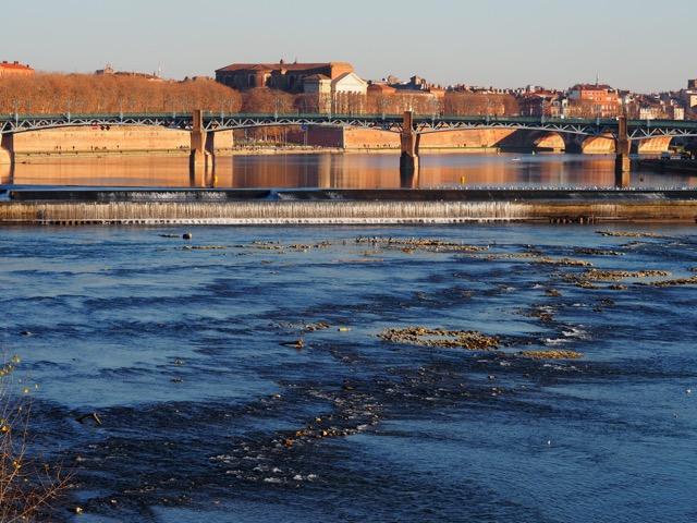 La Garonne - Record de chaleur