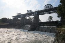 Barrage de Montréjeau