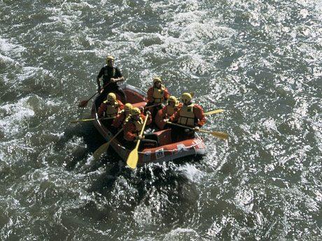 Rafting Val d'Aran